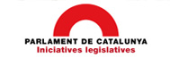 Parlament de Catalunya. Iniciatives legislatives